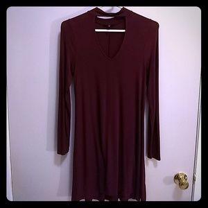 Express keyhole dress - S